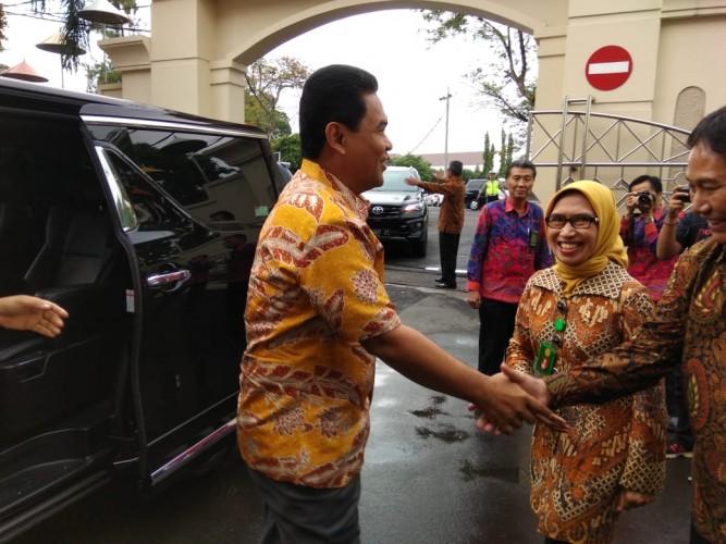 Diapresiasi MA, Kepala PN Tanjungkarang Sebut Pelayanan Maksimal Memberi Kemudahan Masyarakat