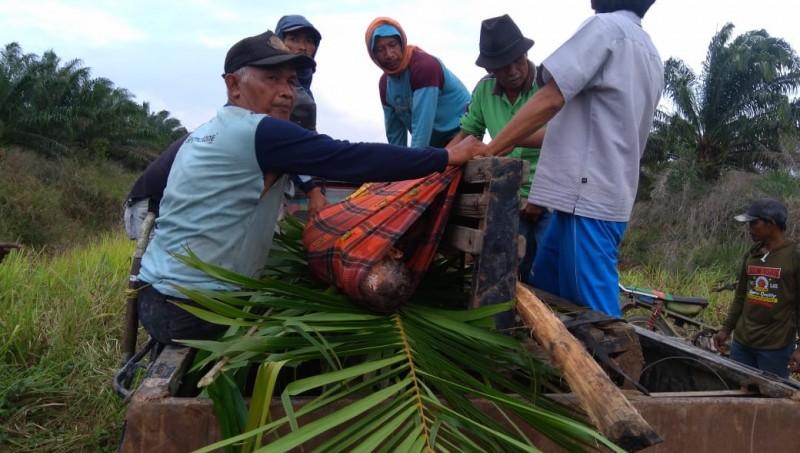 Diduga Kelelahan Mencari Ikan, Pria 60 Tahun Ditemukan Tewas