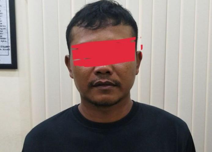 Diduga Pengedar Sabu, Warga Cipadang Diringkus Polisi