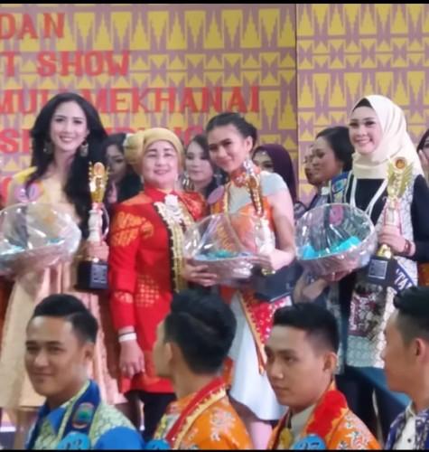 Dinas Pariwisata Tanggamus Turut Meriahkan Ajang Pemilihan Muli Mekhanai Lampung