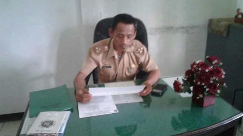 Dinas Pertanian Lampung UtaraPerbaiki Jaringan Irigasi Tersier