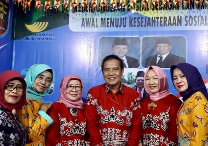 Dinas Sosial Provinsi Lampung Turut Serta dalam Gelaran Lampung Fair 2019