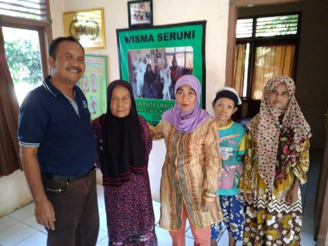 Dinsos Pesisir Barat Fasilitasi Lansia Terlantar untuk Tinggal di Panti Jompo