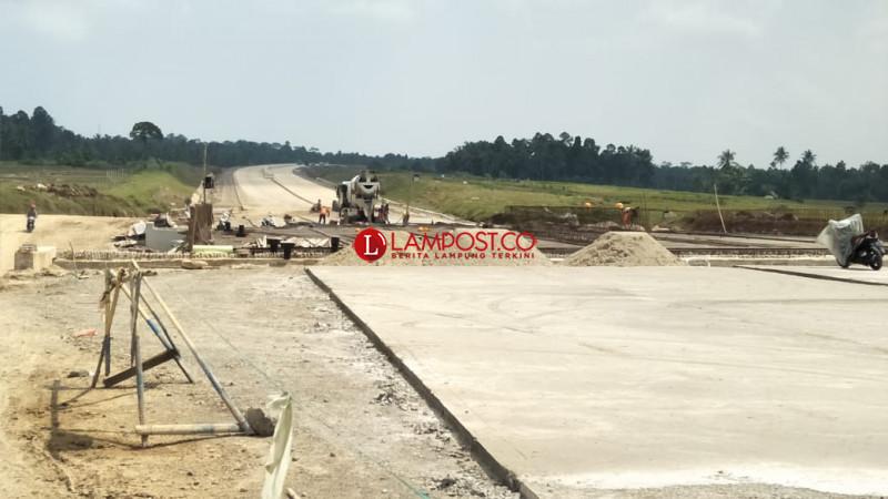 Diragukan, JTTS Ruas Bakauheni-Sidomulyo Untuk Jalur Mudik