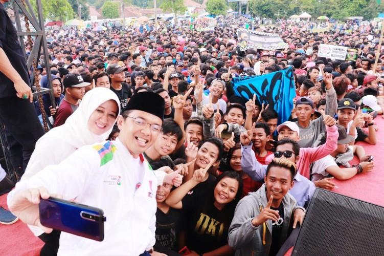 Direktur TKN Yakin Kaum Millineal Pasti Pilih Jokowi