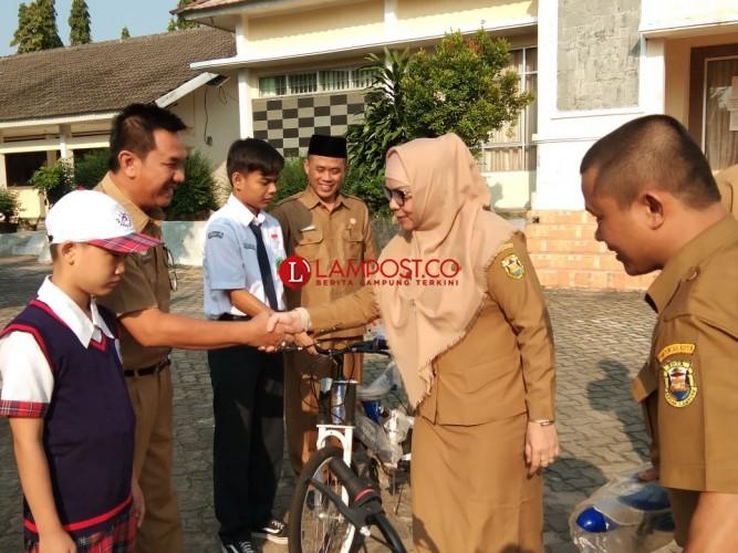 Disdikbud Apresiasi Pelajar Bandar Lampung Menangkan OSN Tingkat Nasional