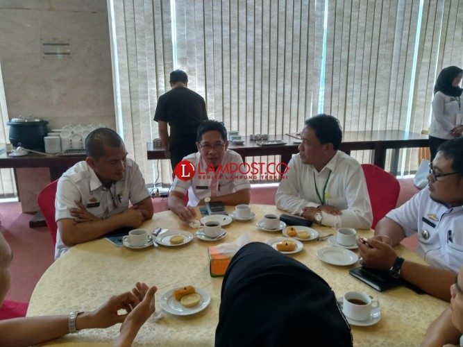 Disdikbud Lampung Dorong SMK Lampung Miliki Layanan BKK
