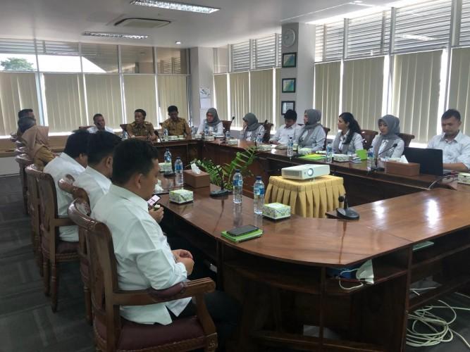 Disnakertrans Lamteng akan Kawal BPJSTK Dalam Kepesertaan Non-ASN dan Aparat Kampung