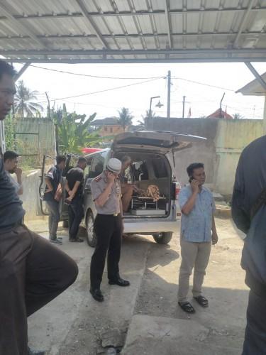 Ditangkap Semalam, Terduga Pencuri Motor Meninggal di Polres
