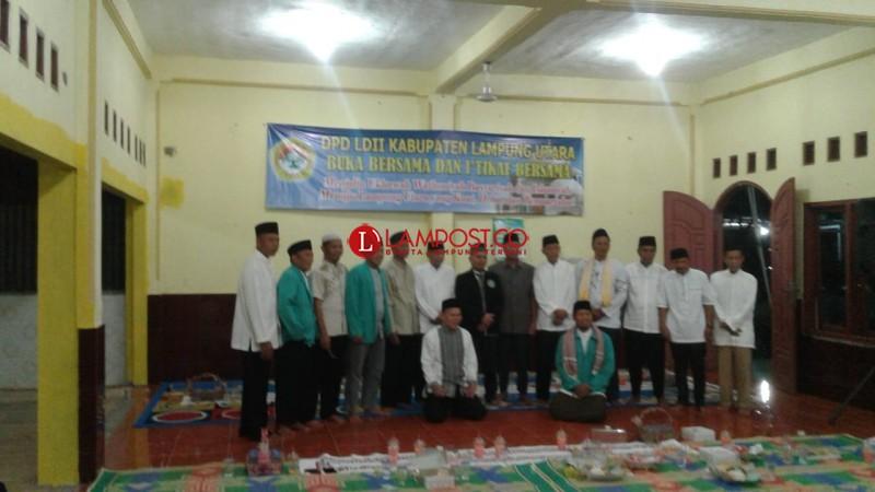 DPD LDII Lampung Utara Gelar Buka Bersama