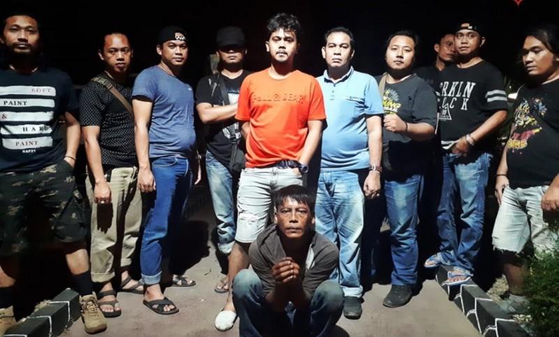 DPO Pembobol Minimarket di Lampura Ditangkap Petugas