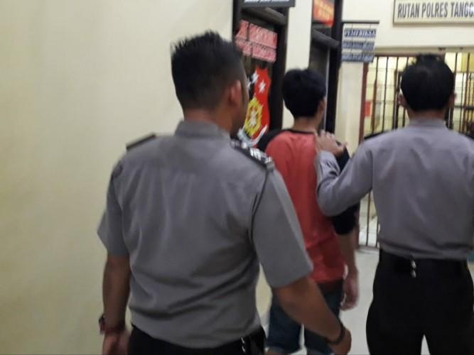 DPO Pemerkosaan Disertai Curas Diringkus Tekab 308 Tanggamus