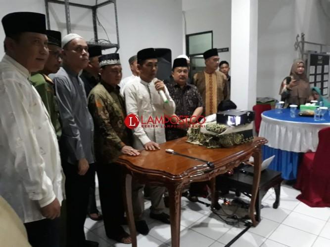 DPRD Lampung Barat Luncurkan Portal