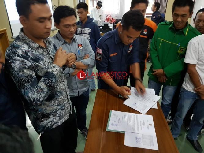 DPSHP Pileg Lampung Barat Sebanyak 206.758 Jiwa