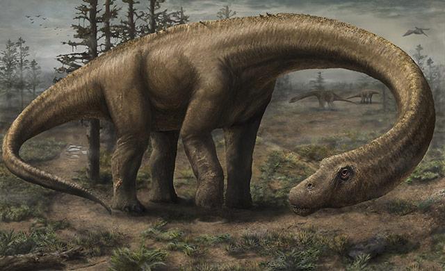 Μαθηματικά για δεινόσαυρους: Πόσο κάνει 7 επί τυραννόσαυρος; Σχεδόν Dreadnoughtus!