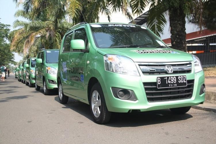 Dua Mobil Suzuki Juara Irit di Fun Rally Eco Driving KLHK