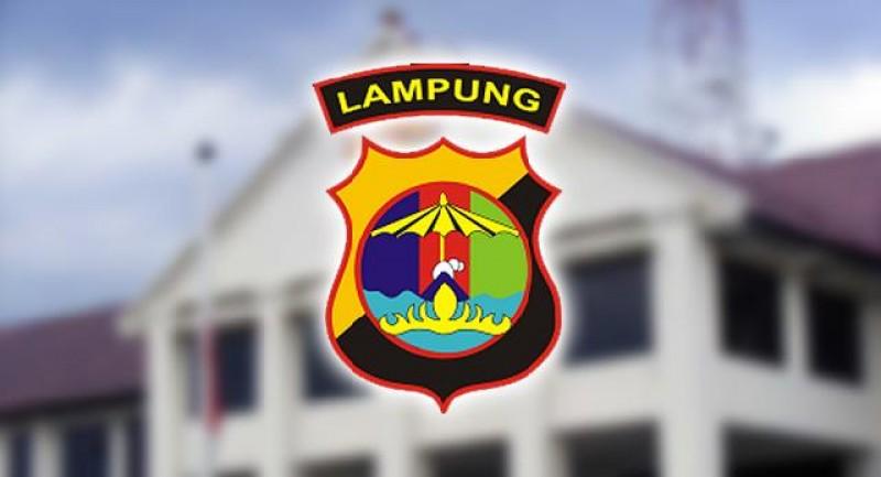 Dua PJU Polda Lampung Naik Pangkat
