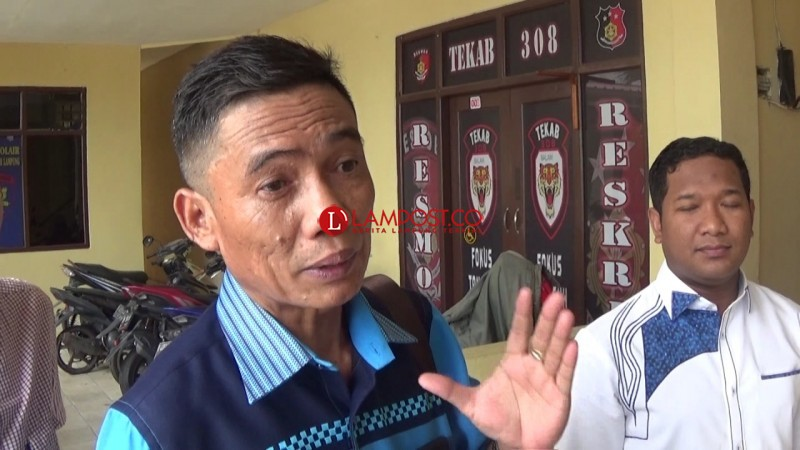 Dugaan Tipu Gelap, Fajrun Penuhi Panggilan Polisi