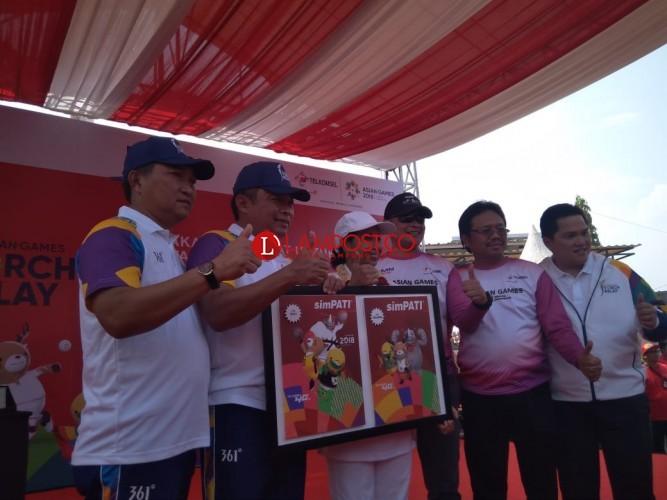 Dukung Asian Games 2018 Telkomsel Tambah 1000 BTS