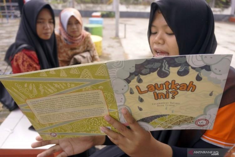 E-book Tak Bisa Gantikan Buku Anak