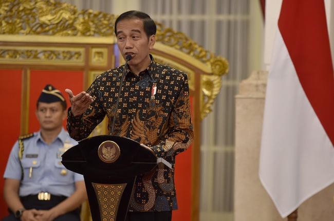 LAMPUNG POST | Presiden Gelar Sidang Kabinet Bahas Persiapan Idulfitri