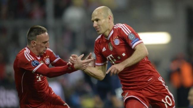 LAMPUNG POST | Terlalu Tua, Ribery dan Robben Tidak Diminati Klub Tiongkok