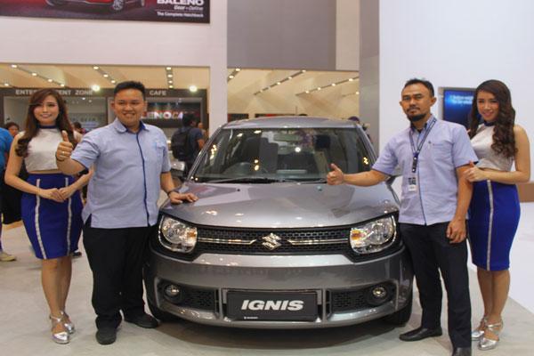 LAMPUNG POST |  Suzuki Luncurkan Ignis Varian Baru