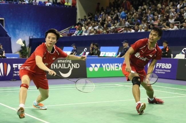 LAMPUNG POST | Indonesia Boyong Dua Gelar di French Open 2017