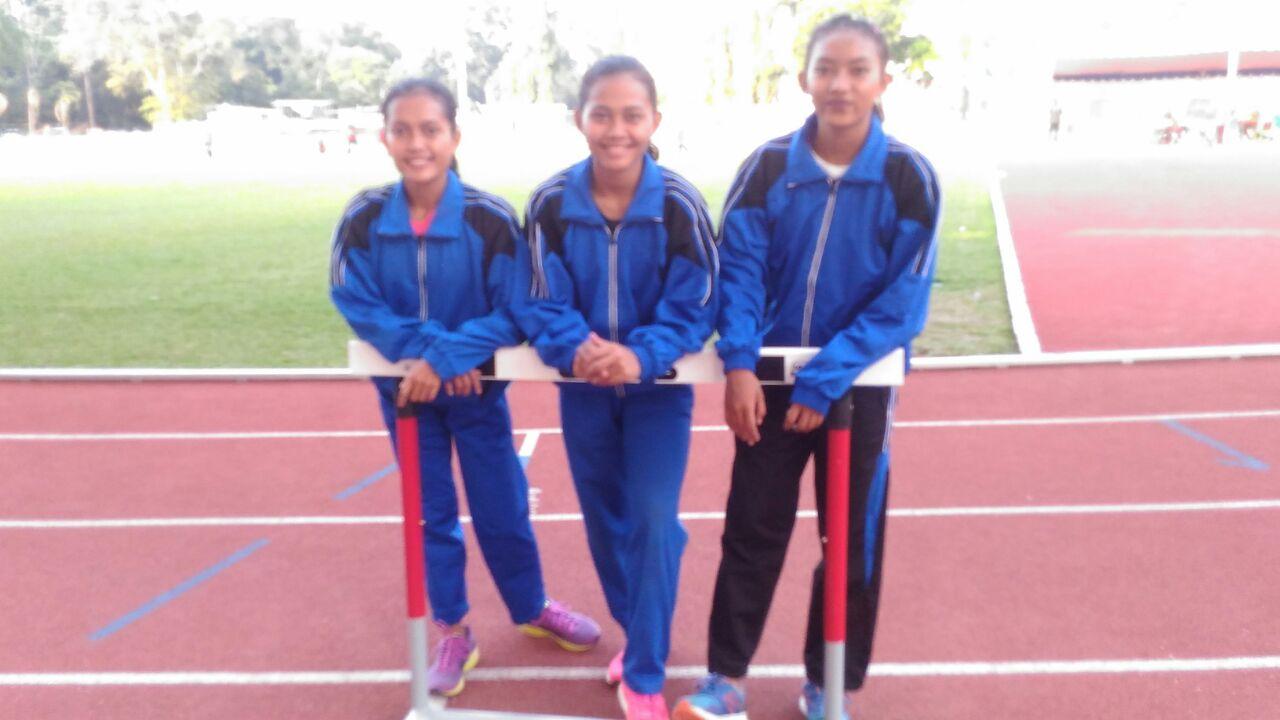 Atletik Lampung Raih 7 Medali di Kejurnas 2018