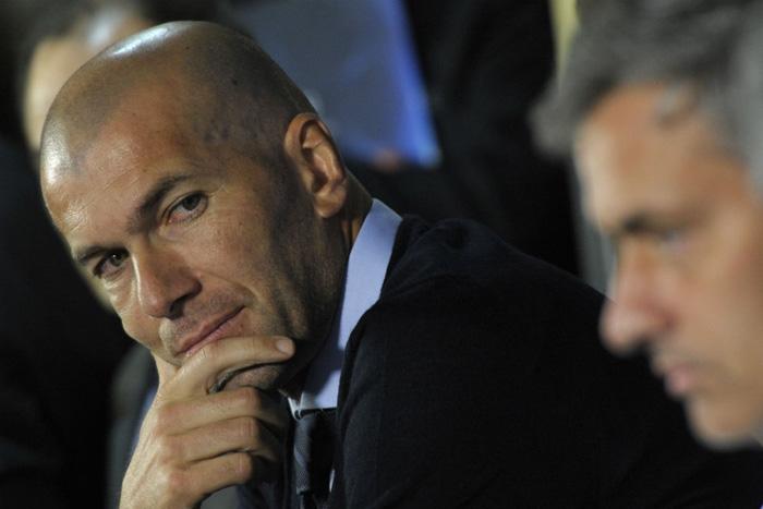 LAMPUNG POST | Zidane Tanggapi Ketertarikan Mourinho dengan Bale