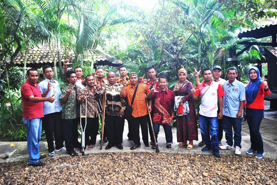 LAMPUNG POST | Gubernur Lampung Apresiasi Prestasi Atlet Disabilitas