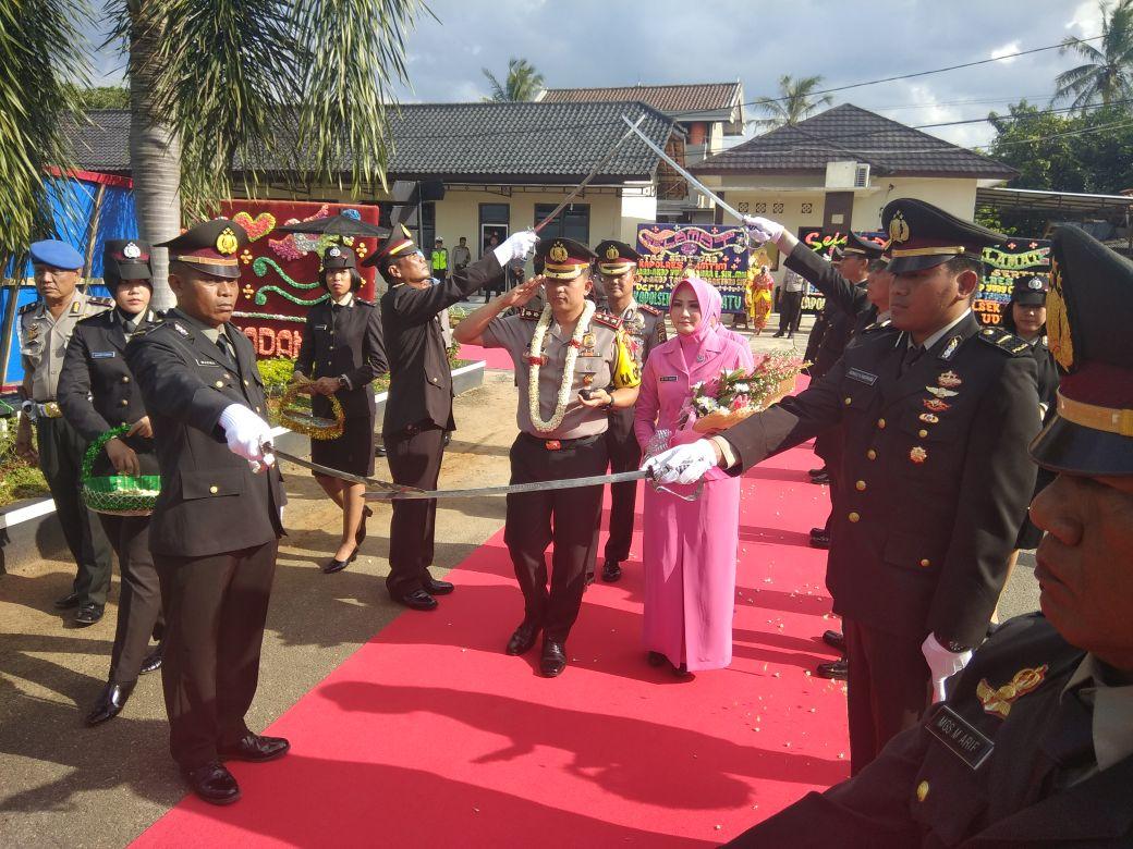 Kapolres Lampung Timur yang Baru Lanjutkan Program Kapolres Sebelumnya