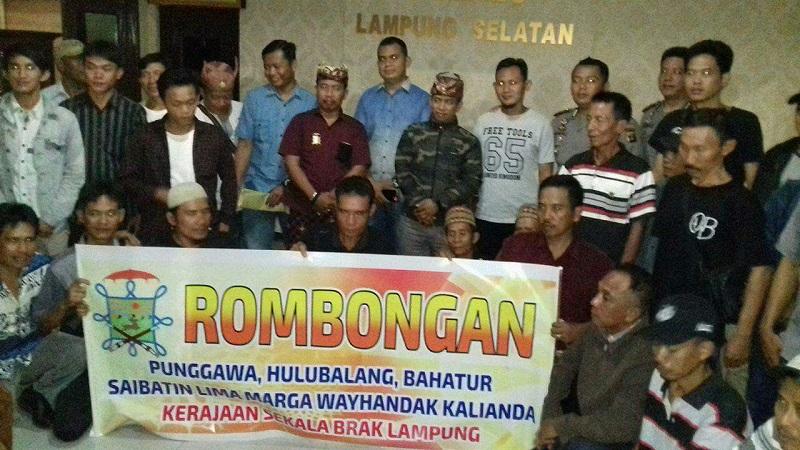 LAMPUNG POST | Ikuti FKN Cirebon, Kerajaan Sekala Bkhak Kirim 357 Personil