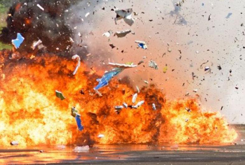 Giliran Polrestabes Surabaya Diguncang Bom Pagi Ini
