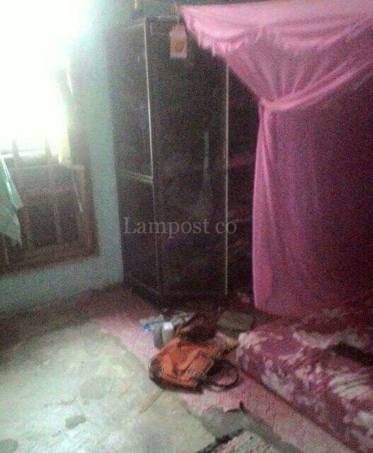 LAMPUNG POST | Rumah Yani Dibobol Maling di Siang Bolong