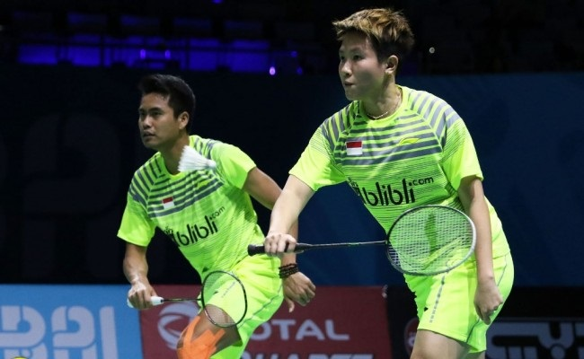 Owi/Butet Lolos ke Semifinal Dubai World Super Series
