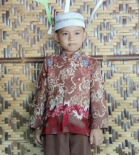 LAMPUNG POST | M Ramadhan Sopyan Hafal Surah Pendek