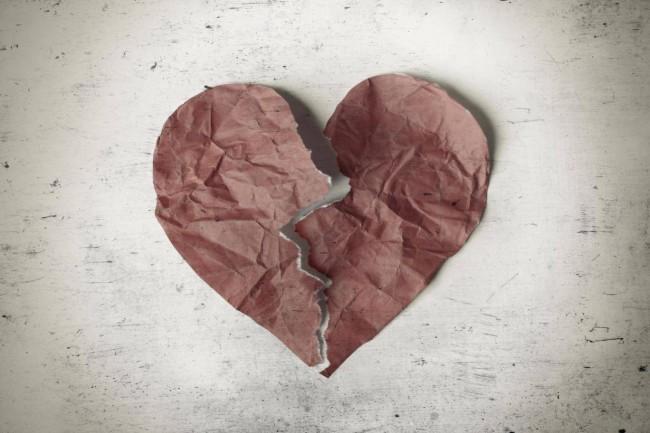 LAMPUNG POST | Ternyata, Efek Patah Hati Sama dengan Serangan Jantung