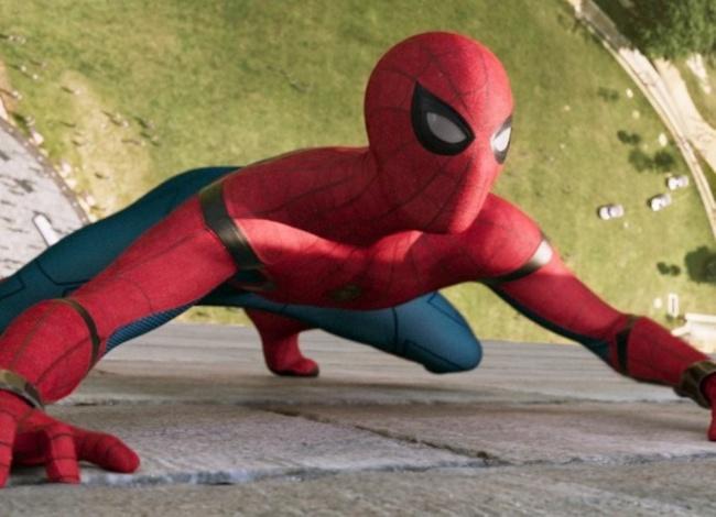 LAMPUNG POST | Spider-Man: Homecoming Rajai Puncak Box Office