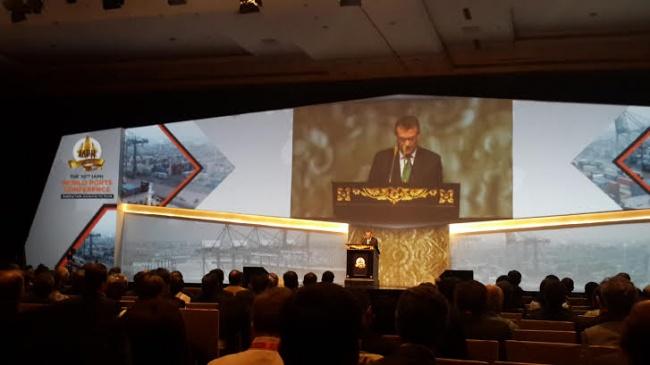 LAMPUNG POST | Indonesia Tuan Rumah Konferensi Pelabuhan Dunia