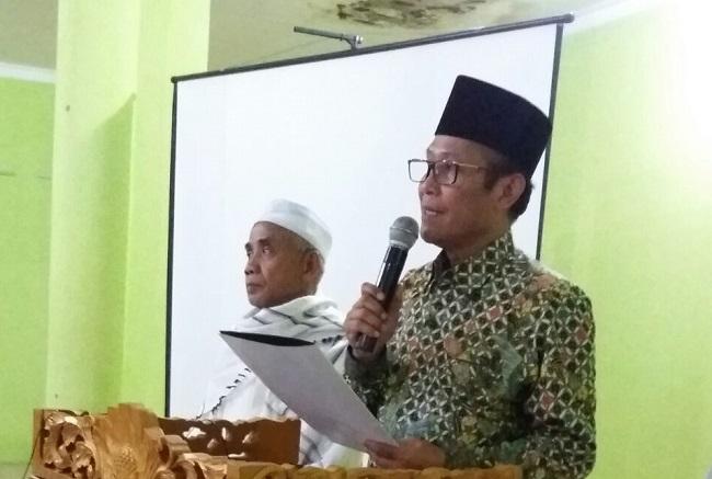 LAMPUNG POST | Ketua NU Lampung Ajak Kader Tidak Boleh Buta Politik