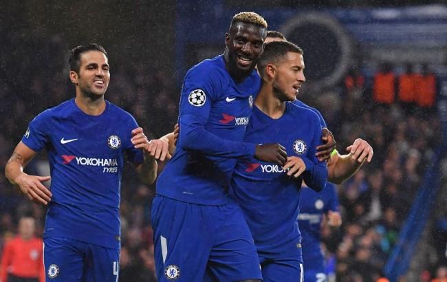 LAMPUNG POST   Chelsea Pesta Gol di Stamford Bridge