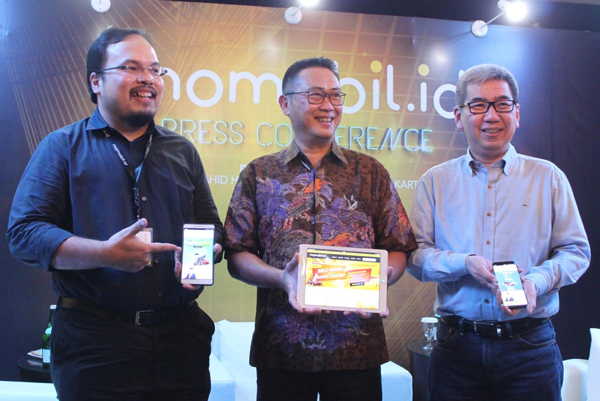 Adira Finance Resmi Luncurkan Momobil.id