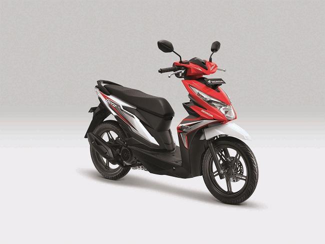 AHM Segarkan Tampilan New Honda BeAT