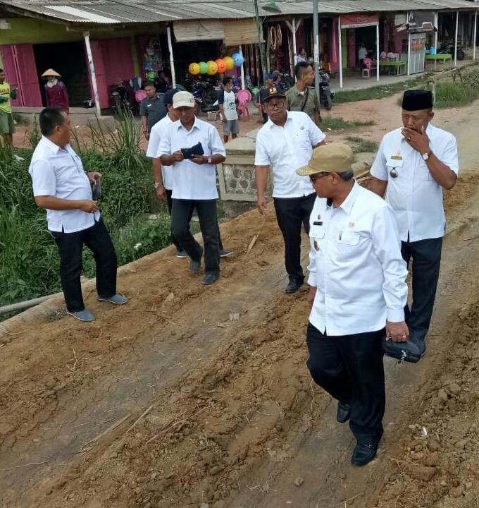 Pemkab Lamteng Segera Bangun Jembatan Kali Wayit
