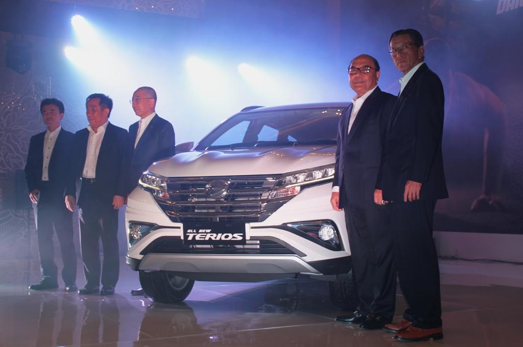 LAMPUNG POST | Daihatsu All New Terios Resmi Mengaspal