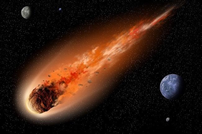 LAMPUNG POST | Asteroid Kecil Lewati Bumi