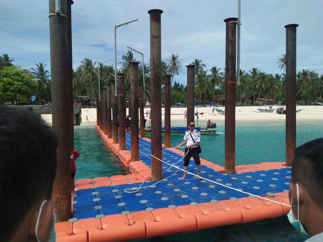 Liburan Pergantian Tahun, Datang Saja ke Pulau Pisang Pesisir Barat