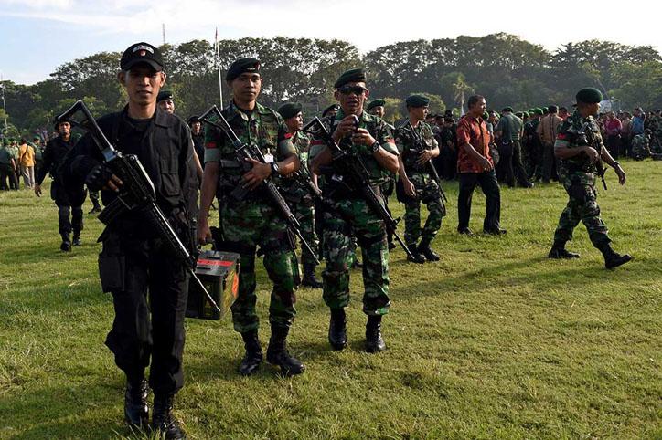 LAMPUNG POST | Obama Minta Pengamanan Tertutup Selama di Bali