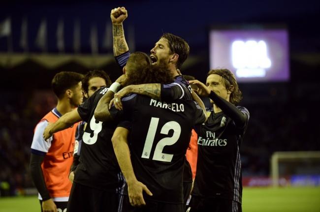 LAMPUNG POST | Hajar Celta Vigo, Madrid Kudeta Barcelona